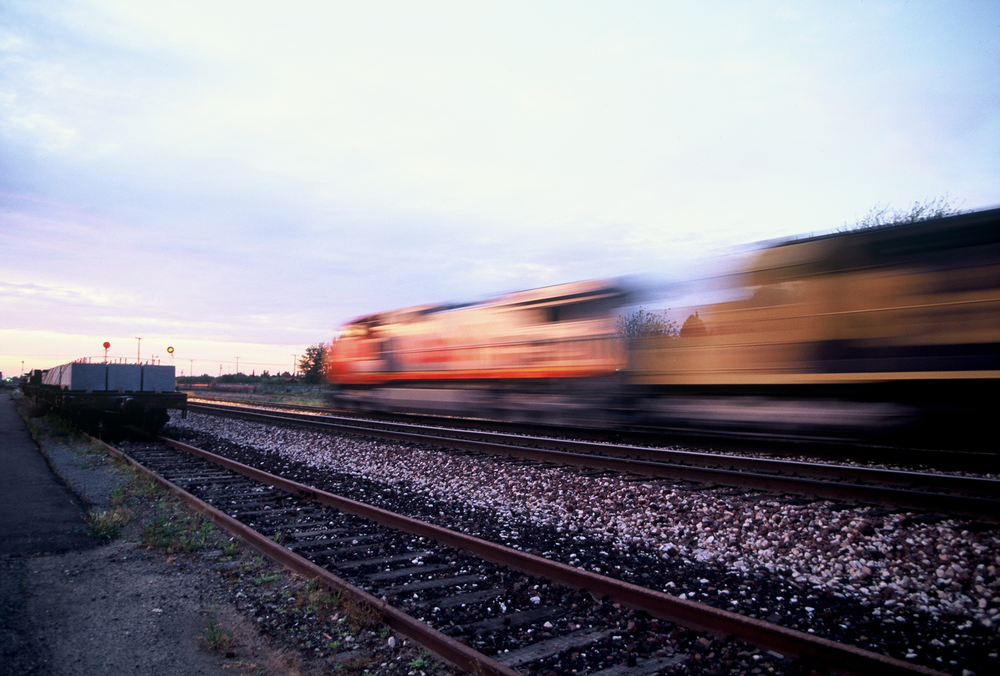 Freight Railroads and Crew Size | Association of American